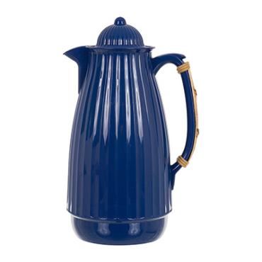 primedecor garrafa termica azul
