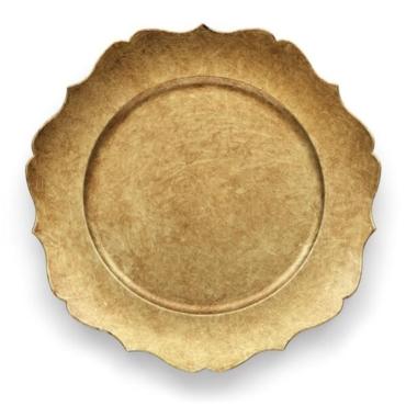primedecor sousplat bronze 33 cm