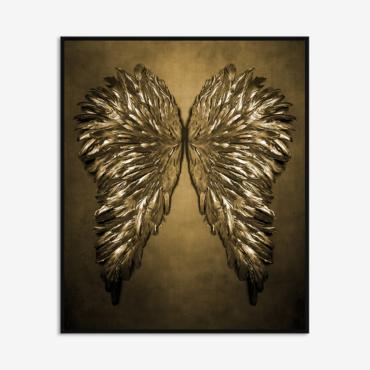primedecor quadro wings 153 x 183 cm nicole wells